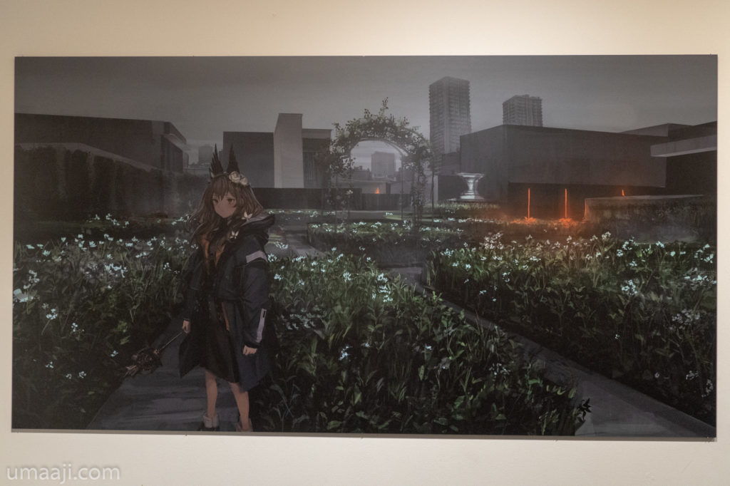 LM7 LQE 015 1024x682 - LM7氏の初個展「LAVENDER QUARTZ EXHIBITION」フォトレポート
