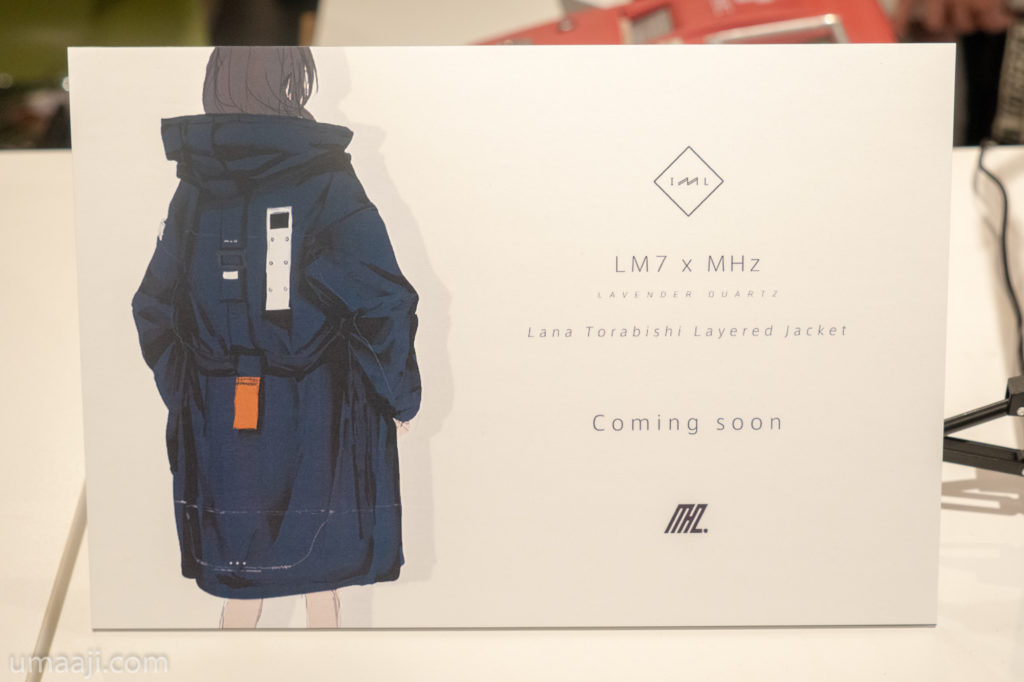 LM7 LQE 033 1024x682 - LM7氏の初個展「LAVENDER QUARTZ EXHIBITION」フォトレポート