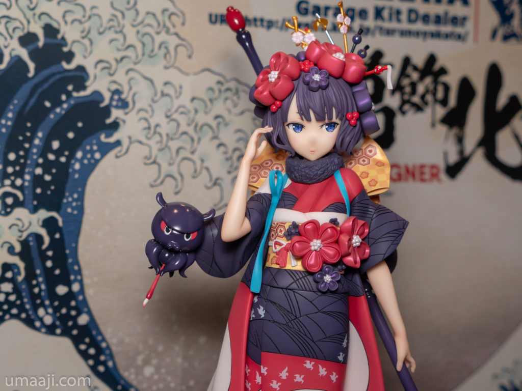 wf2018s dealer 032 1024x768 - 「Wonder Festival 2018 Summer」フォトレポート(ディーラー編)